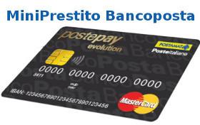 Mini Prestito Bancoposta Fino A 3 000 Euro Sulla Postepay Evolution Ottenereunprestito It